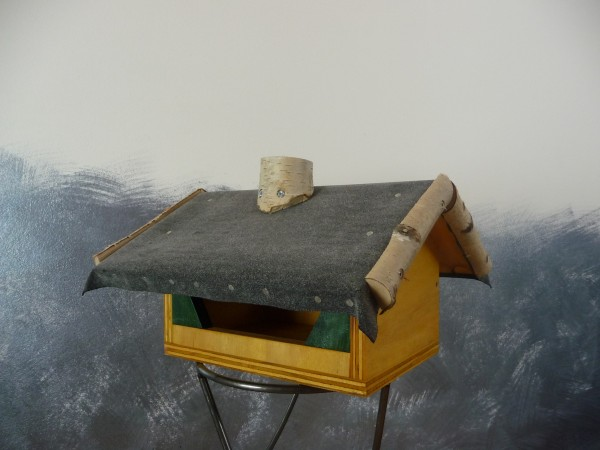 Vogelfutterhaus Premium