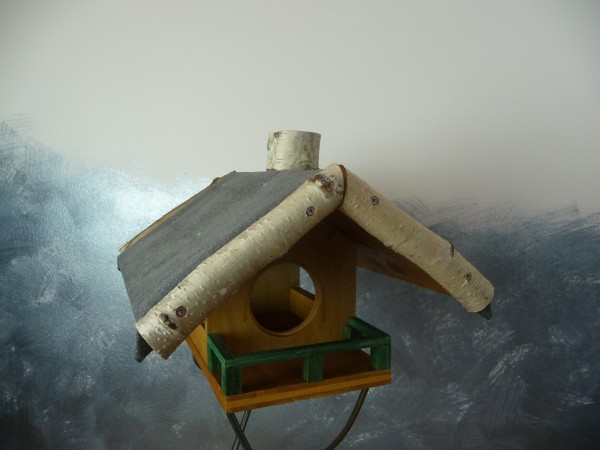 Vogelfutterhaus Royal