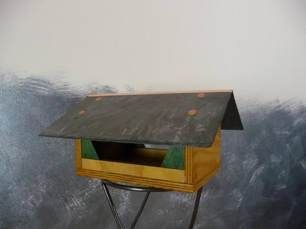 Vogelfutterhaus Deluxe